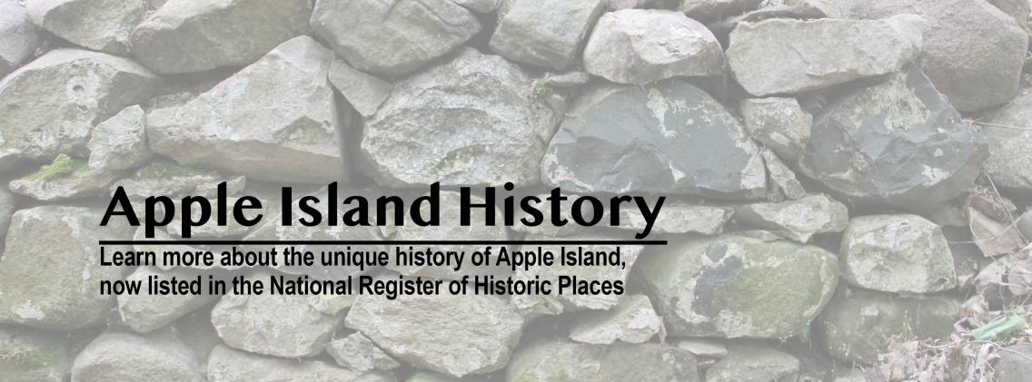 Apple Island History